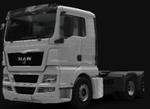 MAN Truck at dealer 4