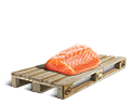 Cargo icon Salmon fillet