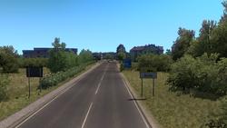 Ovidiu entrance