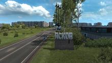 Pskov entrance