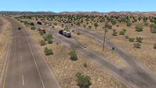 Rest Stop Raton Santa Fe
