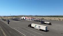 Truck Stop US54 Alamogordo north