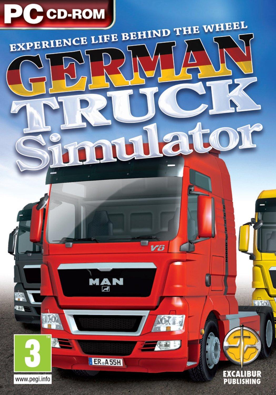 Image German Truck Simulator Cover Jpg Truck Simulator