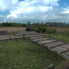 Aurora battery memorial