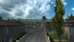 Peyrat le Chateau
