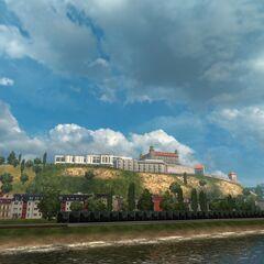 Bratislava Castle and National Council
