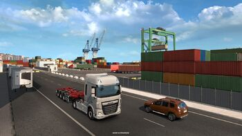 Port view 1