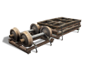 Cargo icon Train axles