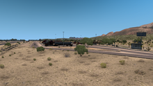 Sentinel-RestArea eastbound