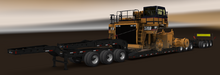 ATS STP Haul Truck Chassis