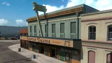 Coos Bay Egyptian Theatre