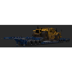 Scraper (90,000 lb / 40 t)