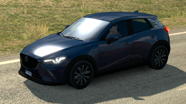 Image Ets2 Mazda Cx 3 Png Truck Simulator Wiki Fandom Powered