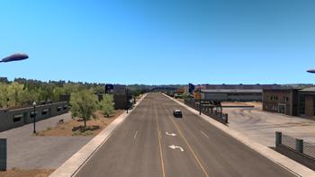 Cerrillos Road