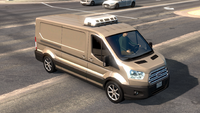 ATS Ford Transit