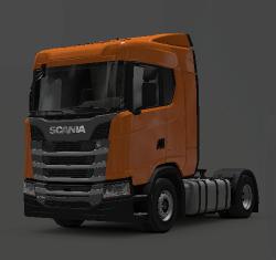 Ets2 Dealer Scania S Normal Roof