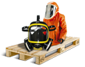 Cargo icon Protective clothing