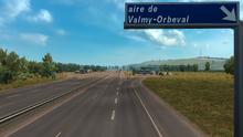 Aire de Valmy-Orbeval