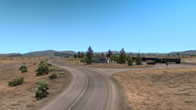 Coldwater Hill Rest Area