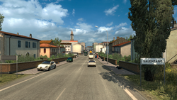Italy Village Valentano