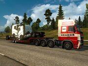 Volvo trucks cargo