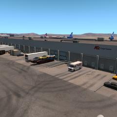 ABQ Cargo Center Terminal