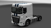 Daf xf euro 6 paint grand tour