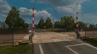 Level crossing Hungary
