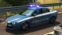 Police Italy
