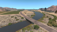 Gila River Yuma