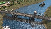 Aberdeen Hoquiam River Bascule Bridge