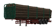 ETS2 Logging Trailer