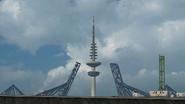 Hamburg Heinrich Hertz Tower