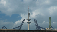 Hamburg Heinrich Hertz Tower