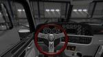 Steering Wheel Flames