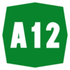 Italy A12 shield