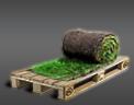 Cargo icon Grass rolls
