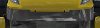 Daf xf 105 sun visor viking