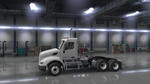 Peterbilt 579 Chassis Short Midlift