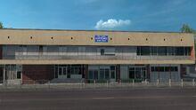 Karlovo trainstation