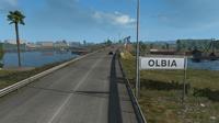 Olbia entrance