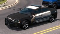 ATS Police Dodge Charger