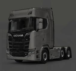 Ets2 Dealer Scania S High Roof 2
