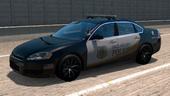 Police SaltLakeCity Chevrolet Impala
