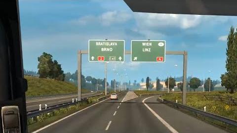 Euro Truck Simulator 2 - Slovakia D4