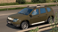 Ets2 Dacia Duster