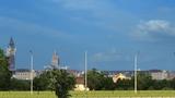 Calais skyline