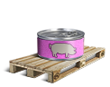 Cargo icon Canned pork