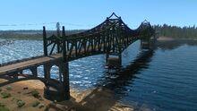 Coos Bay McCullough Memorial Bridge