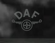 Daf light board daf eindhoven